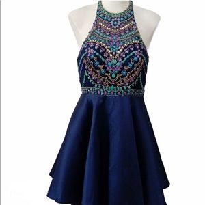 Clarisse BEADED bodice  dress
